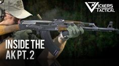 Larry Vickers takes a look inside the popular AK-47.