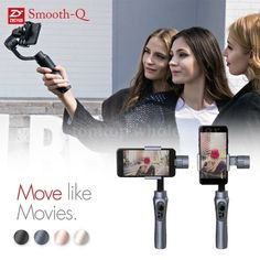 Zhiyun Smooth-Q Handheld Gimbal Stabilizer for SmartphoneGoPro