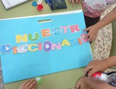 Soñando sonrisas...: Nuestro diccionario de aula.
