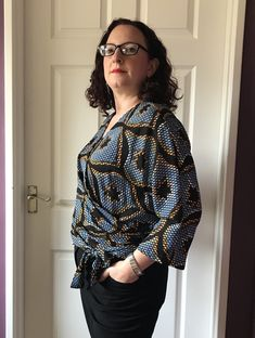 This is a PDF pattern by Sew Over It, one I've been coveting for a good while now. The pattern came down to which I Sew Over It, Sewing Patterns, Blouse, Projects, Fabric, Tops, Women, Fashion, Sewing