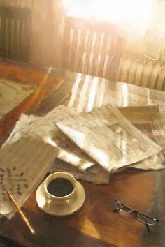 I do so much better writing if I've finished the morning crossword puzzle, honest. Now where are my glasses?................