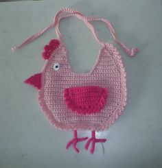 Hey, I found this really awesome Etsy listing at http://www.etsy.com/listing/81394430/crochet-pattern-baby-bib-is-a-little-hen