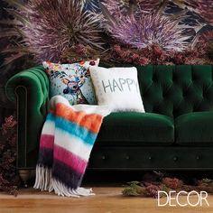 Composição descontraída em cores sóbrias