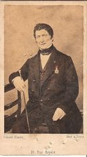 Pierre Génulphe PECOUL