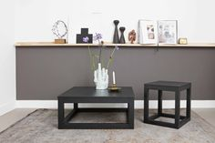 Salontafel | coffee table Wout by WOOOD #woood #salontafel #coffeetable