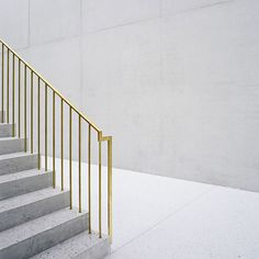 Concrete + brass ✔️