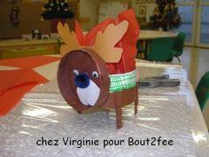 Peintre et décorateur Décoration de Noël Pain d/'épices de Noël Babiole /& Pinceau
