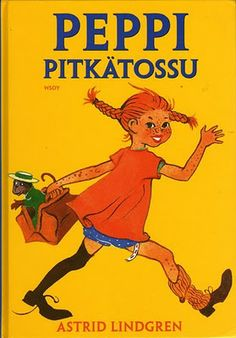 "atelier pour enfants: ""Peppi Pitkätossu"" Pippi Longstocking, Teenage Years, Old Toys, Pepsi, Memoirs, Finland, Childhood Memories, Childrens Books, Book Art"