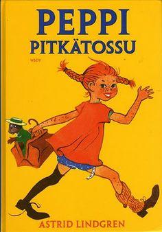 Pippi Longstocking, Teenage Years, Old Toys, Pepsi, Memoirs, Finland, Childhood Memories, Childrens Books, Book Art