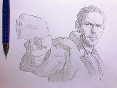 Bladerunner 2049 | Kuvshinov Ilya on Patreon