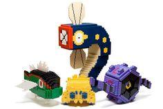 pokemon legos | Pokémon in LEGO SE02: 11th Batch | Flickr - Photo Sharing!