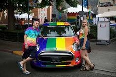 Image result for gay guys in mini coopers