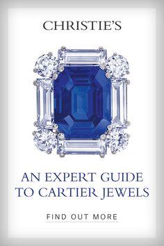 Cartier Jewelry, Sapphire Jewelry, Gems Jewelry, Diamond Jewelry, Antique Jewelry, Jewelery, Vintage Jewelry, Jewelry Accessories, Fine Jewelry