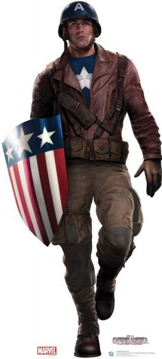Captain America Bucky Rescue WWII outfit.