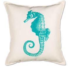 Sea Life Outdoor Pillows @ Orvis.com