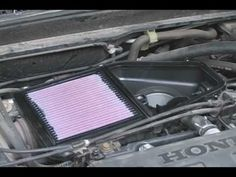 How To Replace the Air Filter in 2001-2005 Honda Civic