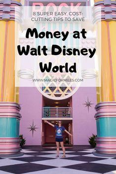 8 Ways to Save Money at Walt Disney World, Walt Disney World Resorts, Magic for Miles, Disney Trips Fastpass Disney World, Walt Disney World Vacations, Disney Travel, Disney World Resorts, Dream Vacations, Disney World Tips And Tricks, Disney Tips, Disneyland Tips, Disney Stuff