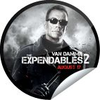 The Expendables Jean-Claude Van Damme as Jean Vilain Film Distribution, When Things Go Wrong, Van Damme, The Expendables, Crew Cuts, Tv Guide, Arnold Schwarzenegger, Make New Friends, The Villain