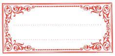Luisa Alexandra: Etiquetas para Frascos de Especiarias