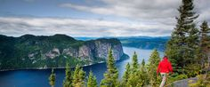 Fjord-du-Saguenay National Park<br>Photo Credit: Sépaq