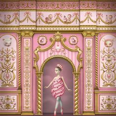 A look at the surreal and sugary Mark Ryden costumes and sets for ABT's Whipped Cream, a new two act ballet choreographed by Alexei Ratmansky.