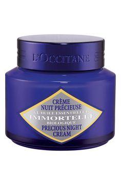L'Occitane 'Immortelle' Precious Night Cream available at Nordstrom