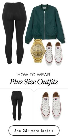 """{they say I'm Hollywood }"" by wavy-chii on Polyvore featuring Converse, Piaget, women's clothing, women's fashion, women, female, woman, misses and juniors"