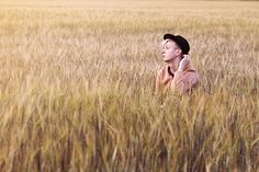 IN THE MIDDLE OF CORNFIELD   PHOTOGRAPHY: Jere Viinikainen