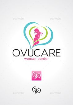 Pregnant Woman Logo Template #womb #baby • Available here → http://graphicriver.net/item/pregnant-woman-logo-template/9269381?s_rank=188&ref=pxcr