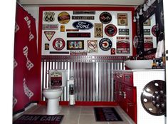 i remodeled the bathrooms at our family business since it is a gas rh pinterest com