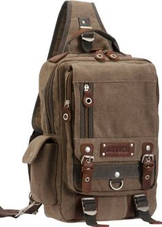 Device Access Mega Body BagBrown -- Click image for more details.