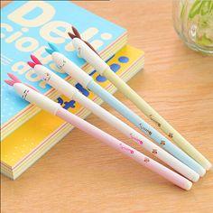 Kawaii Bunny Gel Pen $ 2.85