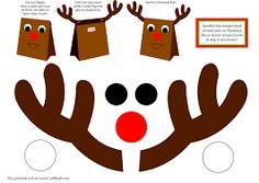 """Képtalálat a következőre: """"reindeer craft"""""""