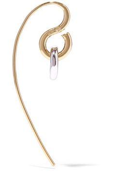 Hook fastening for pierced ears Made in France