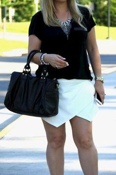 Fashion Friday: Branco e Preto | CBBlogersCBBlogers
