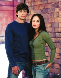 Tom Welling + Kristin Kreuk