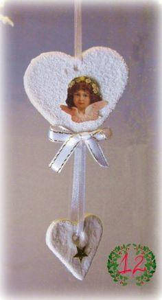 VillaTuta : Suolataikina/Taikataikina Christmas Ornaments, Holiday Decor, Vintage, Crafts, Home Decor, Fimo, Bricolage, Manualidades, Decoration Home