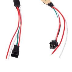example wiring diagram for controlling a ws2812b led strip with a rh pinterest com