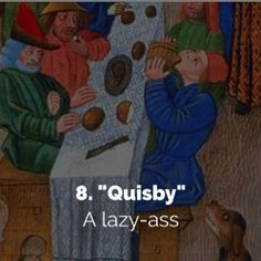 15 Hilarious Medieval Insults to Annoy Your Friends Old English Words, Interesting English Words, Unusual Words, Weird Words, Rare Words, Learn English Words, Unique Words, Cool Words, Fancy Words