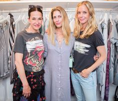 Nicole Richie, Erin Wasson and More Party in the Hamptons Photos   W Magazine