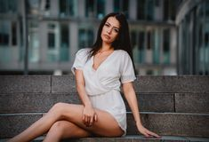 Jessica by GuenniCologne High Quality Wallpapers, White Dress, People, T Shirt, Cologne, Germany, Portraits, Dresses, Fashion