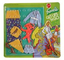 1973 Francie - Rough 'N Ready Comfy Camp-Ins (Get-Ups 'N Go) #7846