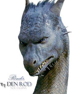 """Saphira (Rachel Weisz) from """"Eragon"""""""