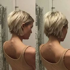 Gorgeous Cute Short Thin Hair Hairstyles