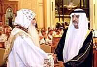 UAE is a role model of inter-faith tolerance and coexistence: NahyanUAE - The Official Web Site - News