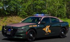 New Hampshire State Police Dodge Vehicles, Rescue Vehicles, Police Vehicles, Military Vehicles, Us Police Car, Military Police, Police Officer, New Hampshire State Police, Car Badges