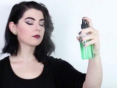 Un spray fixateur de maquillage naturel dont vous ne pourrez plus vous passer - Astuces de grand mère