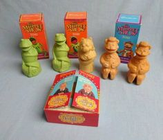 THE MUPPET SHOW SOAP