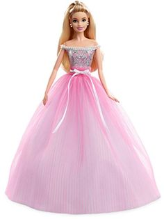 Barbie Girls Collector Birthday Wishes Doll -- Check out the image by visiting the link.