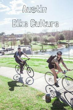 Why You Should Be Riding Bikes in Austin Right Now (Photos) - DOTS ON A MAP
